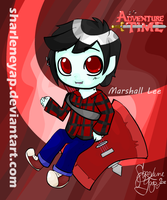 Marshall Lee by sharleneyap