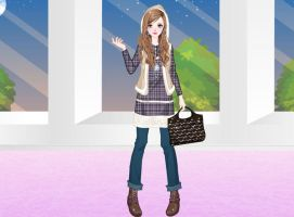 Dreamy Style Fashion by Brandee-Ssj-Doll