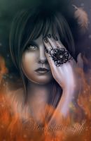 Born from Fire by moonchild-ljilja