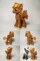 FO:E Calamity G4 Custom Pony by Oak23