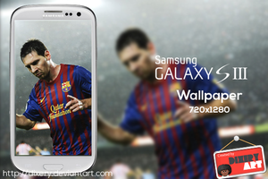 FREE Messi wallpaper by Dixery