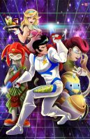 Space Dandy by WiL-Woods