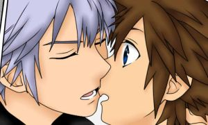 Soriku First Session Kiss by TemmieVega1999