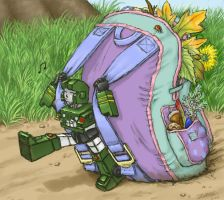 TF: A Little Nature Walk by Zanne