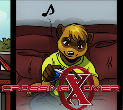Crossing-Over #137 by co-comic