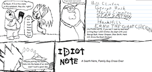 Idiot Note: 1 It begins by tacochance