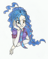 Does your hair blow in the wind? by whisperimaginary