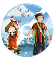 Pokemon ORAS - A new adventure awaits by EdoNyan