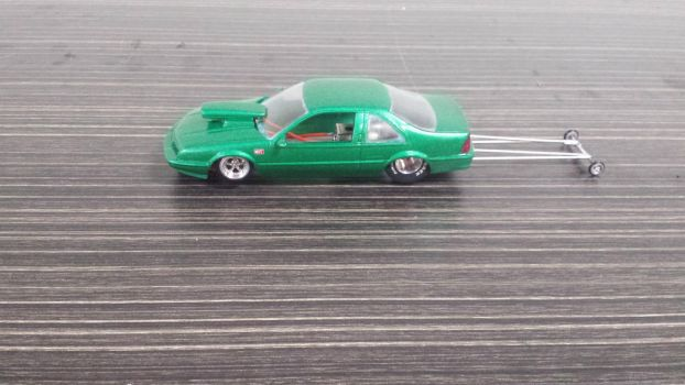 Beretta Drag Slot car by awash2002