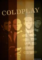 Band Poster: Coldplay by elcrazy