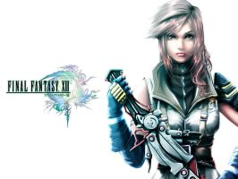 Final Fantasy XIII Lightning by shadowblitz
