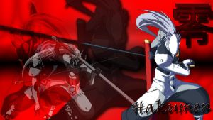 Hakumen by DarkWing-ZER0O