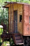 Caboose Steps by FoxStox