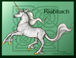 For: Riabhach by Ashwin24