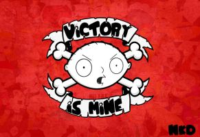 Victory Is Mine by noizkrew