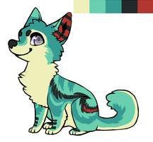 Pup Adopt 01Closed by MochaPupp