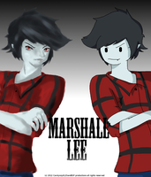 Marshall Lee by Carolynzy6125andBSP