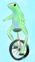 dat boi by dancestor