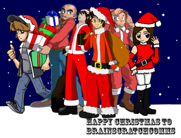 BSC Xmas Collab by DBurch01