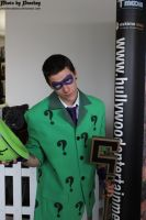 The Riddler by Peachey-Photos