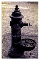 Old Water Tap by dimajaber
