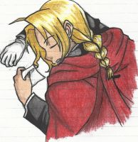Edward Elric by carlyFMA