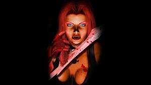 Steam Trading Card - BloodRayne by Limitus