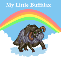 My Little Buffalax by Apeliotus