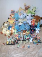 Pokemon Collection by Avi-the-Avenger