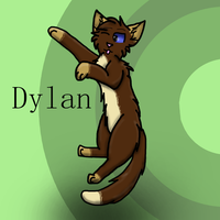 Dylan by LittleOrca20