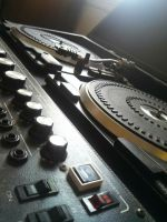 turntables. by somethingvaguee