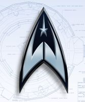 New Starfleet Emblem by Retoucher07030