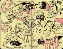 Moleskine 22 by unclepatrick