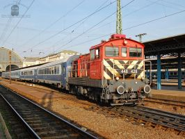 448 428 at work in Budapest by morpheus880223