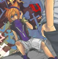 twewy-waited long? by Inami