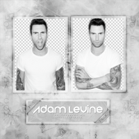 ADAM LEVINE PNG Pack #7 by LoveEm08