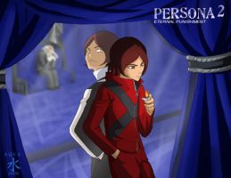 Persona 2 - True Reflections by AquaWaters