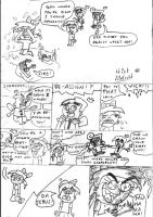FOP episode comic. by nick-metroid