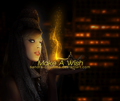 Make A Wish by Sandra-Cristhina