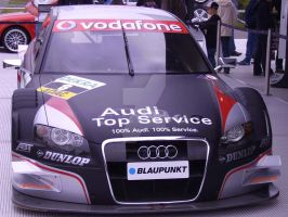 DTM 2007 Nuerburgring audi by chrispg2000
