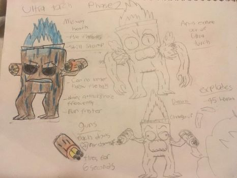 Plant boss concept: phase 2  by Slick0509