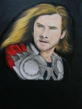 thor by elolilou57
