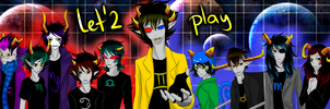 Let's play homestuck~ by Timeless-Knight