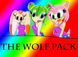 The Wolf Pack by 4EverGirl