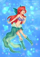 DMGS: Ariel by Little-Miss-Boxie