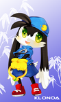 Smile Klonoa:Chibi by MayomiCCz