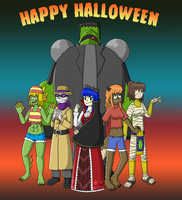 JK's Halloween 2014 by fretless94