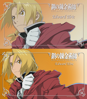 FMA Redraw - Edward by NoVaNoah