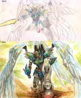 wing zero 11 year by cirenk