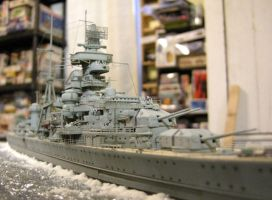 1/350 Prinz Eugen Preview by Bang-Doll-SSI